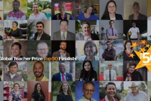 Rubens Ferronato entre os 50 finalistas do Global Teacher Prize 2018