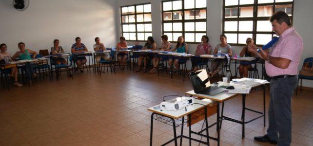 Professores de Palotina participam de capacitação sobre o Multiplano