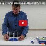 Figuras espaciais Sólidos Geométricos