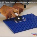 Equações do segundo grau, montagem e Funções