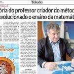 A história do professor criador do método que tem revolucionado o ensino da matemática